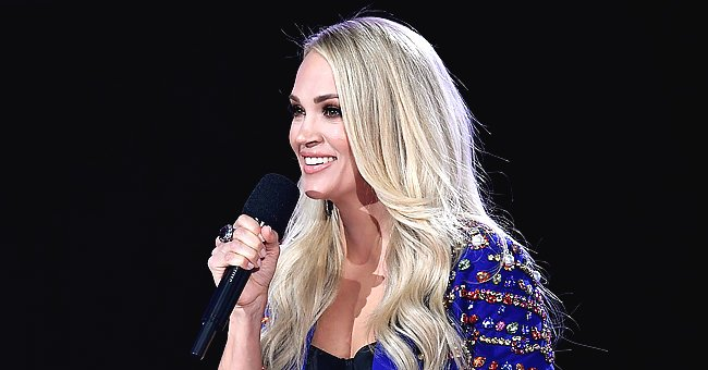 Carrie Underwood Discusses Learning Spanish for Recent Bilingual Duet Titled 'Tears of Gold'