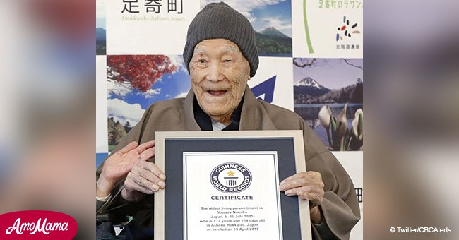 World's Oldest Man, Famous for His Trademark Knit Cap, Dies at the Age of 113