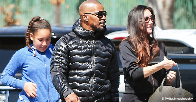 Jamie Foxx Spotted with Ex and Their 9-Year-Old Daughter after Reportedly Admitting He's Single