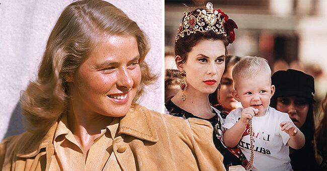 Meet Elettra Wiedemann, 'Casablanca' Star Ingrid Bergman's Look-Alike Granddaughter Who Is Also a Proud Mother