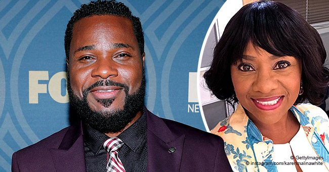 Meet Malcolm Jamal Warner S Ex Girlfriend Karen Malina White Aka Nicolette On Malcolm Eddie While she's taken a long break from the big and small screens, she continues to pursue her passion in acting, this time. meet malcolm jamal warner s ex