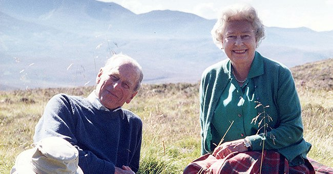 Queen Elizabeth Looks Radiant in Previously Unseen Personal Photo with Husband Prince Philip