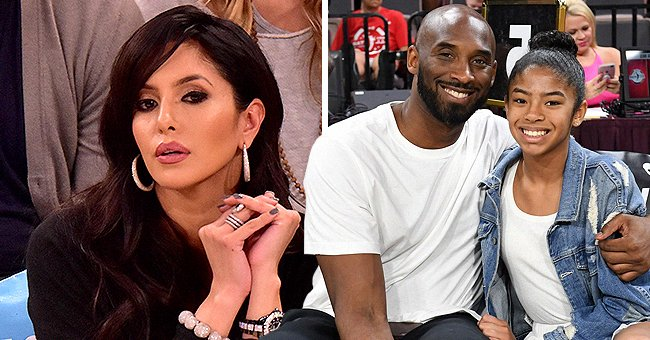 Kobe Bryant's Wife Vanessa Is Allegedly Devastated and Can't Finish a Sentence without Crying