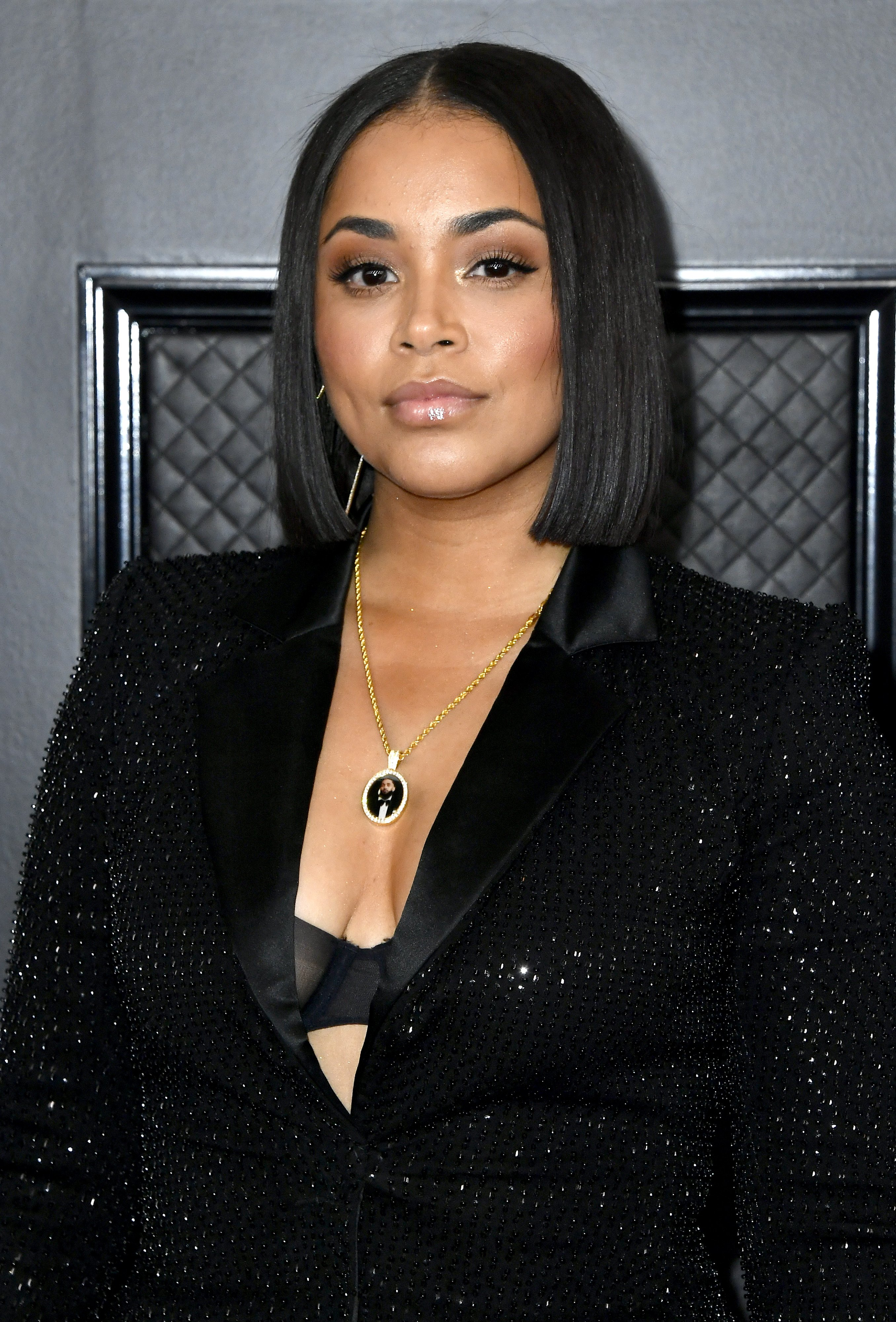 Lauren London pictured at the 62nd Annual Grammy Awards in California on January 26, 2020. | Photo: Getty Images