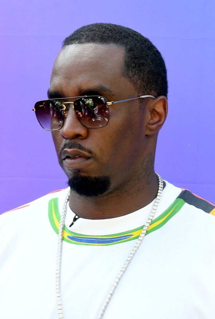 """Sean """"Diddy"""" Combs attends day 1 of REVOLT Summit x AT&T Summit 