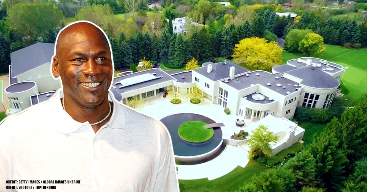 Top 10 Ridiculously Expensive Houses Of NBA Players