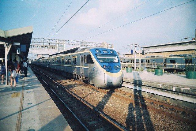 Un train. l Source: Flickr