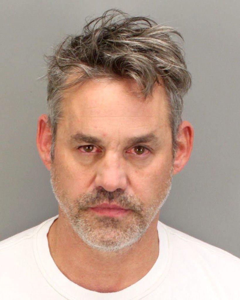Mug Shot of Brendon Nicholas after 2017 Arrest | Source Getty