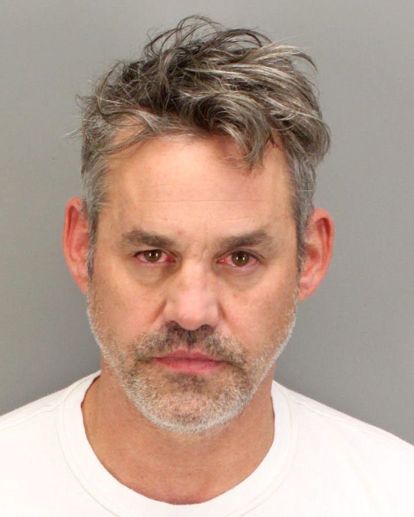 Mug Shot of Brendon Nicholas after 2017 Arrest | Source Getty
