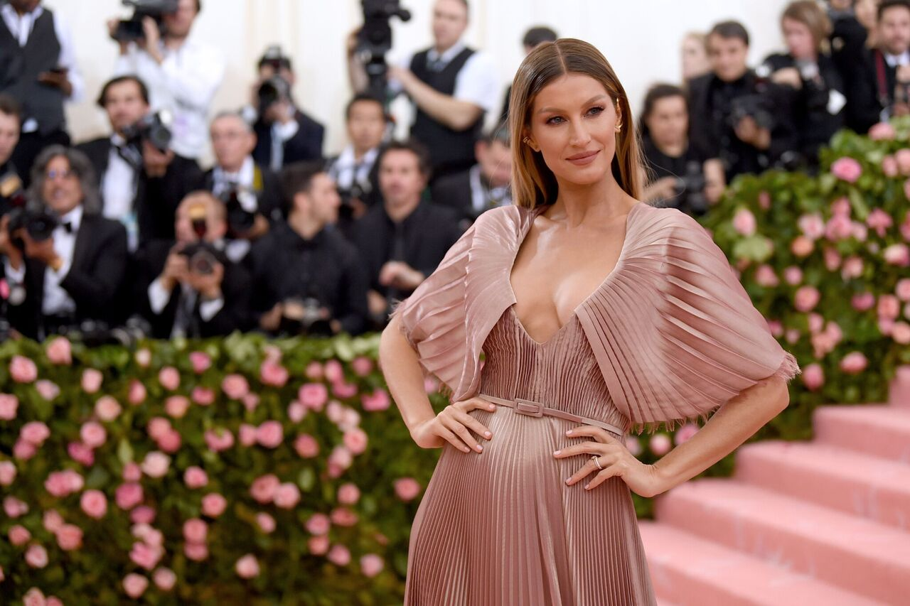 Gisele Bündchen attends The 2019 Met Gala. | Source: Getty Images