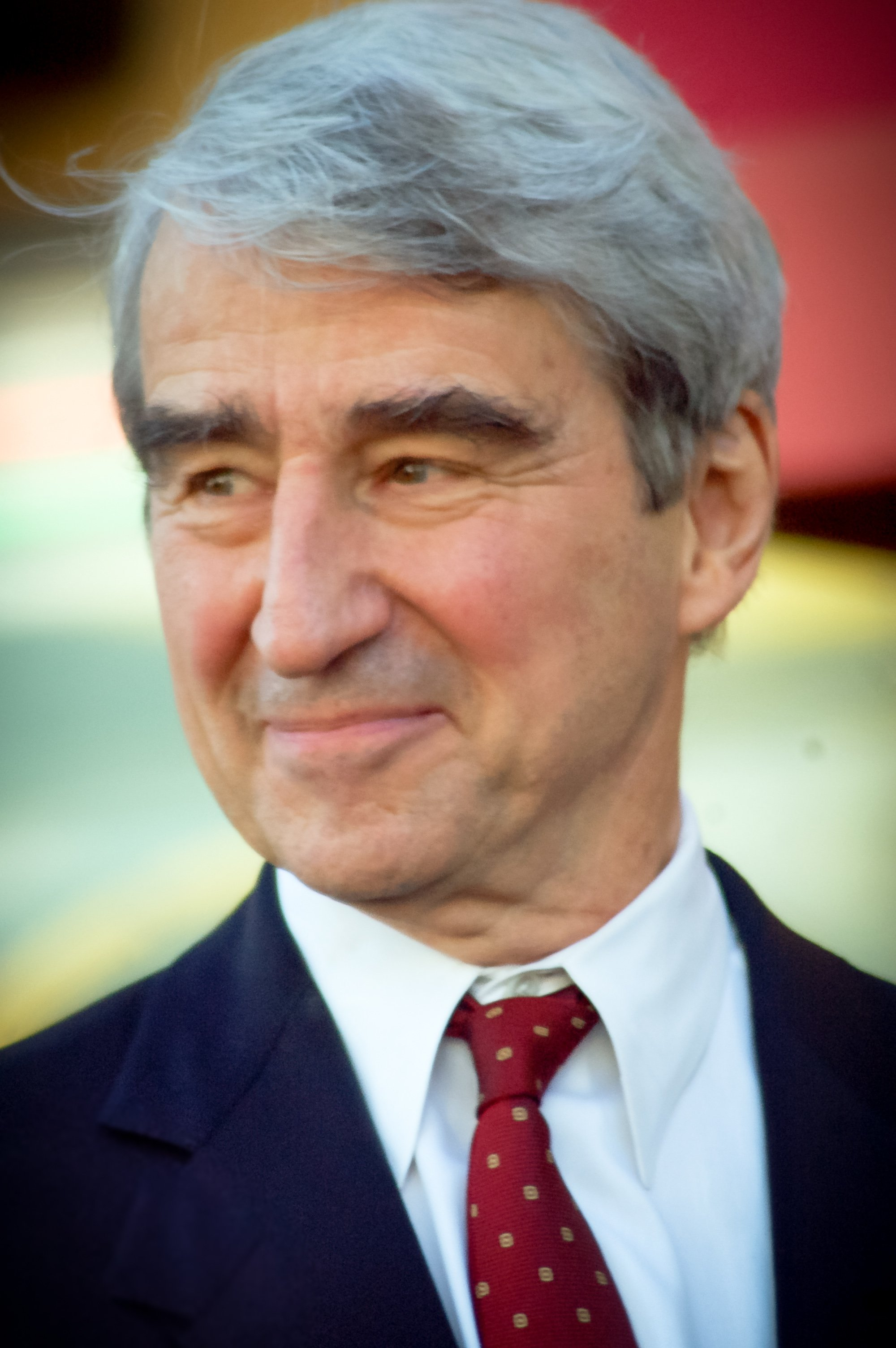 Sam Waterston at a ceremony in January 2010 to receive a star on the Hollywood Walk of Fame. | Source: Getty Images
