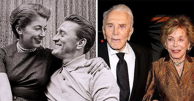 Kirk Douglas & Wife Anne Buydens Were Always Close and Functioned on Every Level, Says 'Tough Guys' Director