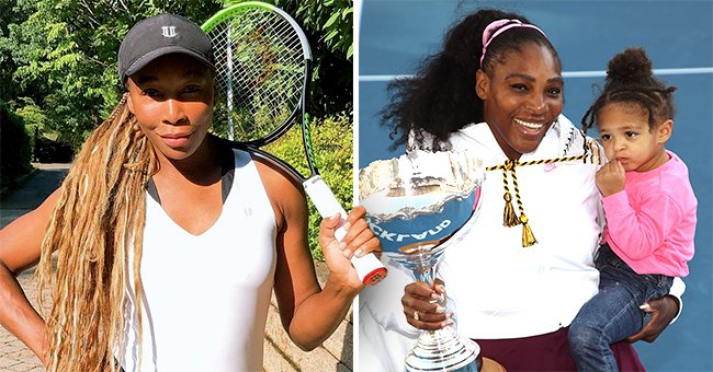 Venus Williams Reveals How She Feels about Niece Olympia One Day Playing Tennis like Her & Serena