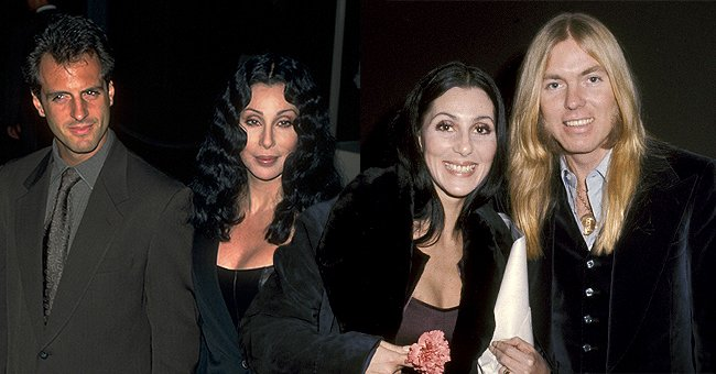 Check Out the Two Exes Cher, 74, Admitted Had Been the Loves of Her Life