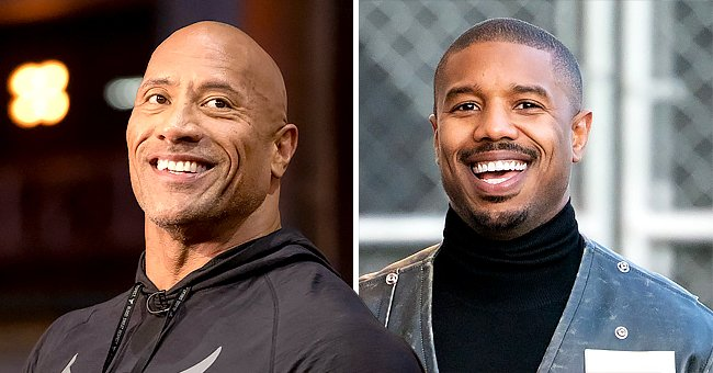 Dwayne Johnson Will Not Concede Sexiest Man Alive Title to Michael B Jordan