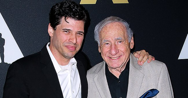 Mel Brooks and His Son Max Show How to Distance Oneself in Video Amid Coronavirus Pandemic
