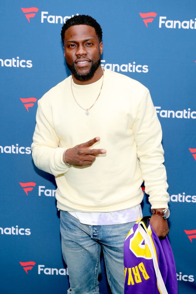 Kevin Hart attends Michael Rubin's Fanatics Super Bowl Party at Loews Miami Beach Hotel on February 01, 2020 | Photo: Getty Images
