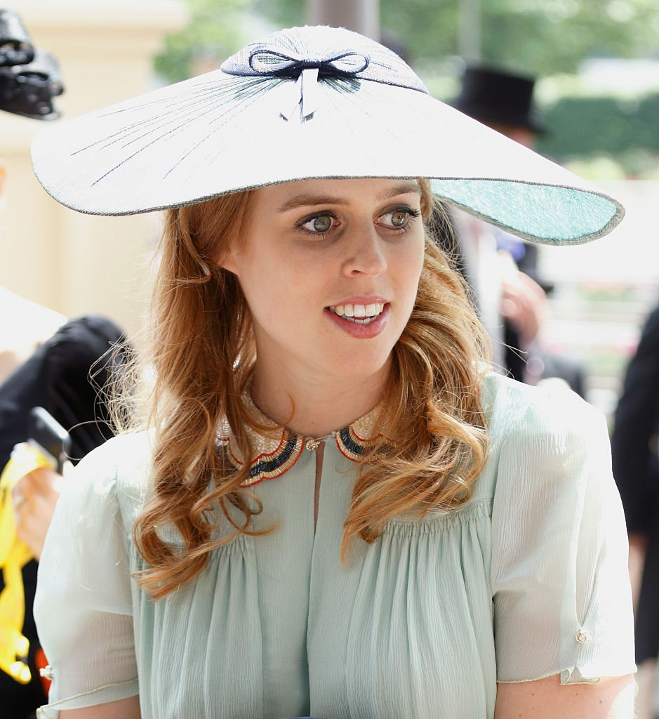 Princess Beatrice attends day 4 of Royal Ascot at Ascot Racecourse on June 17, 2016 in Ascot, England. | Source: Getty Images