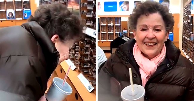 Watch This Grandma Share Story about Losing Her Glasses in a Shop in Funny Tiktok Video