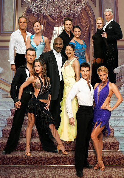 "ABC's ""Dancing With The Stars"" - Season One - Portrait 