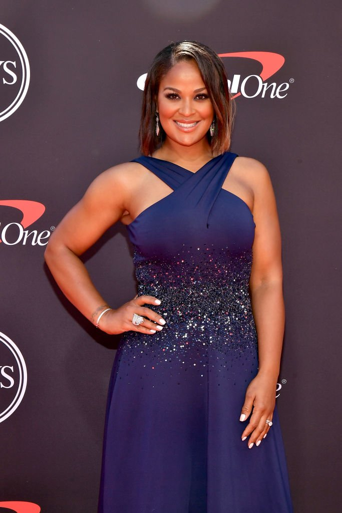 Laila Ali attends The 2019 ESPYs at Microsoft Theater | Getty Images