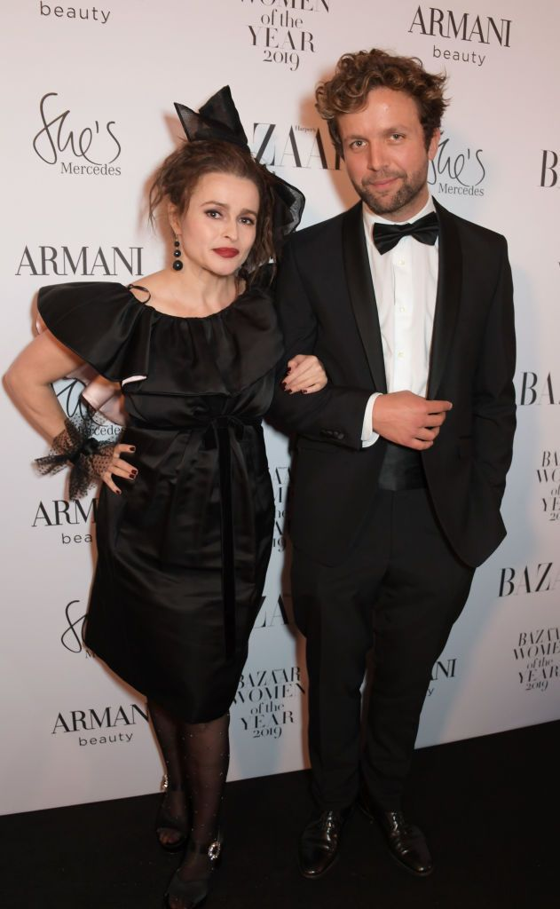 L'actrice Helena Bonham Carter et son petit ami Rye Dag Holmboe | Photo : Getty Images