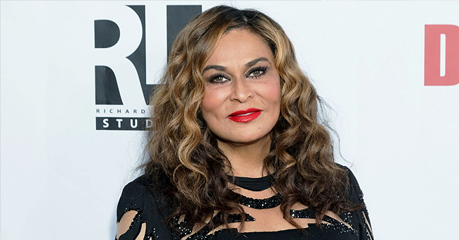 Tina Lawson Shared Throwback Pic from Teen Years & She Looks like Solange