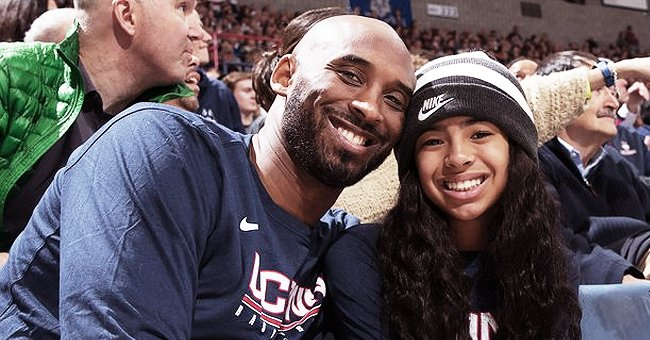 Kobe Bryant's Daughter Gianna Honored by UConn Women's Basketball Team with Her Own Huskies Jersey