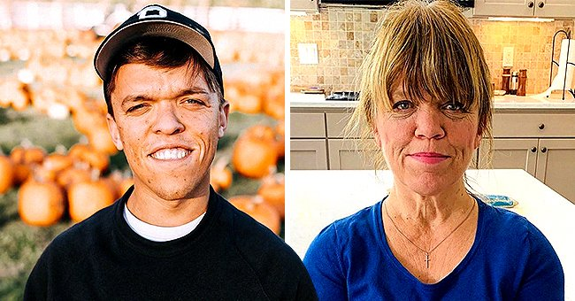 Zach Roloff Explains His Completely Quiet Reaction to Mom Amy's Engagement to Chris Marek