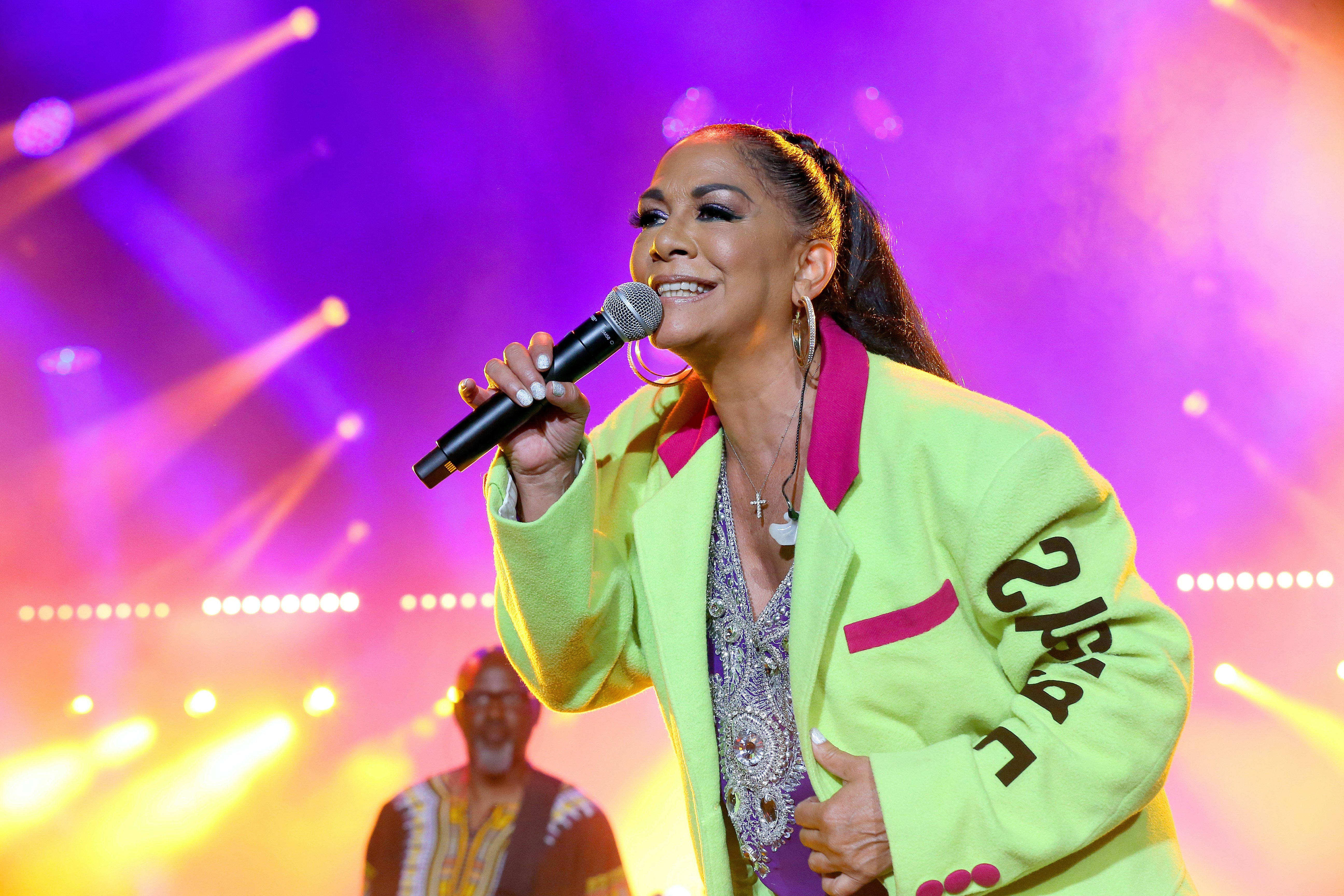 Sheila E during ESSENCE Festival on July 05, 2019 in New Orleans, Louisiana   Photo: Getty Images