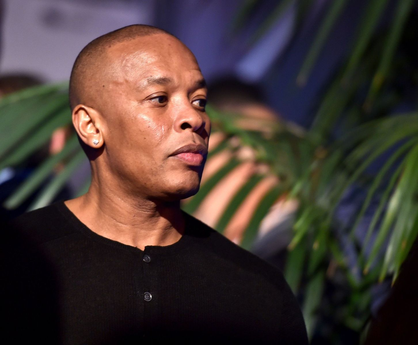"Dr. Dre attends the after-party of the ""Straight Outta Compton"" premiere show on August 10, 2015 in Los Angeles, California. 