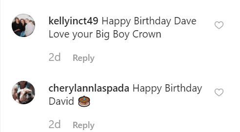 Fan comments on Duane Chapman's post | Instagram: @duanedogchapman