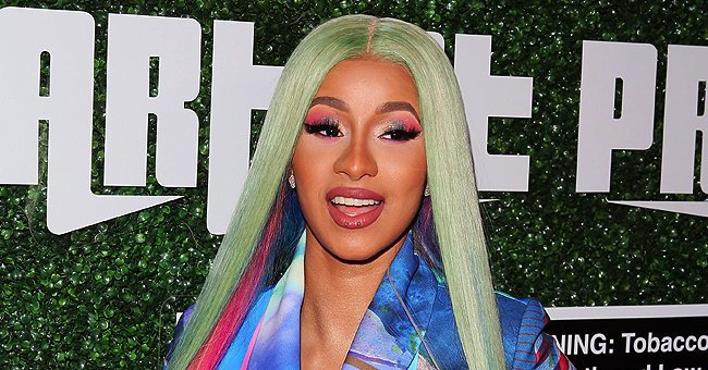 Cardi B's Daughter Kulture Dances to Mom & Dad's Song 'Clout' in Cute Video after It Gets a Grammy Nod