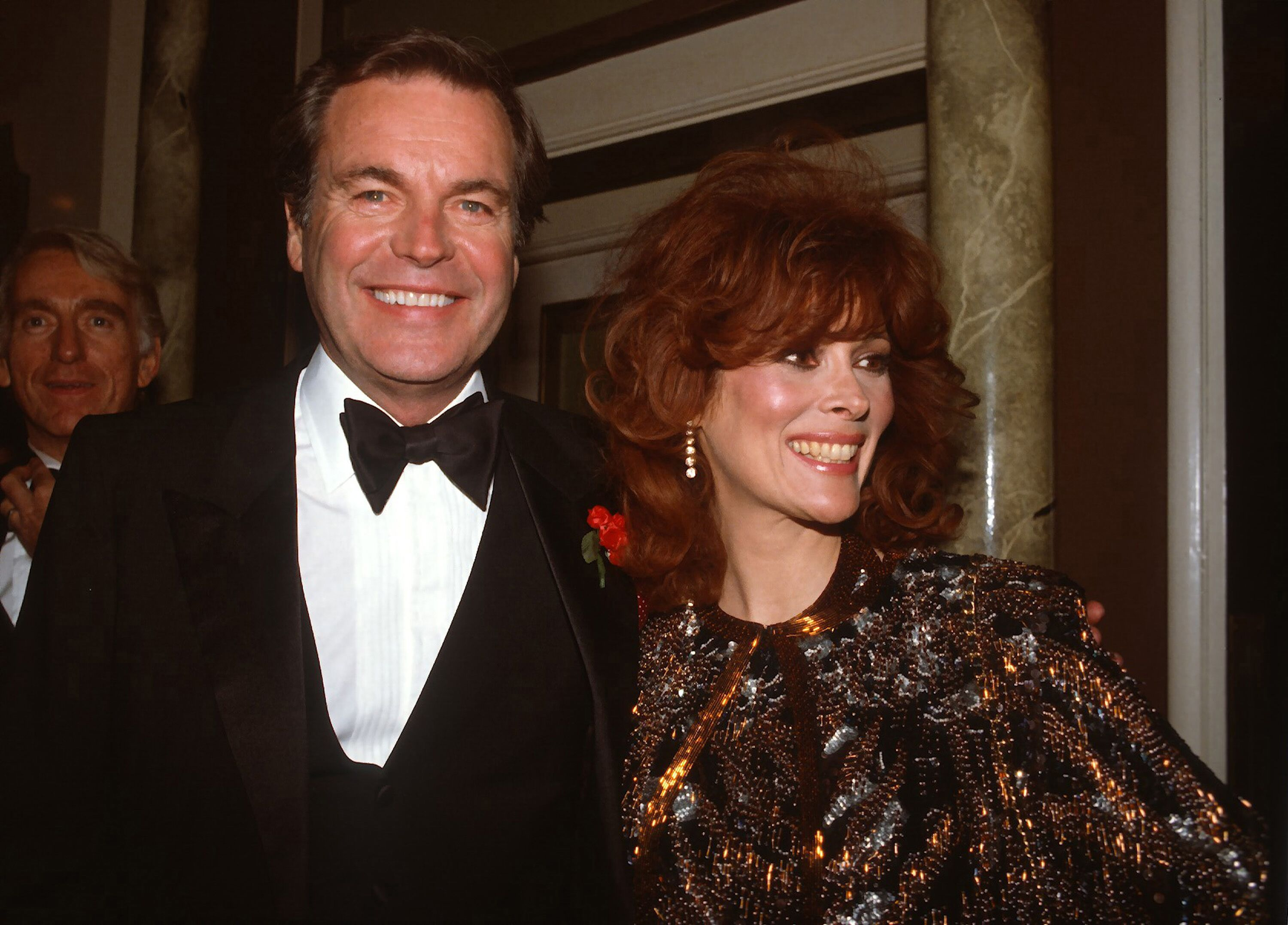 Robert Wagner and Jill St John at Night of 100 Stars in 1982 in New York | Source: Getty Images