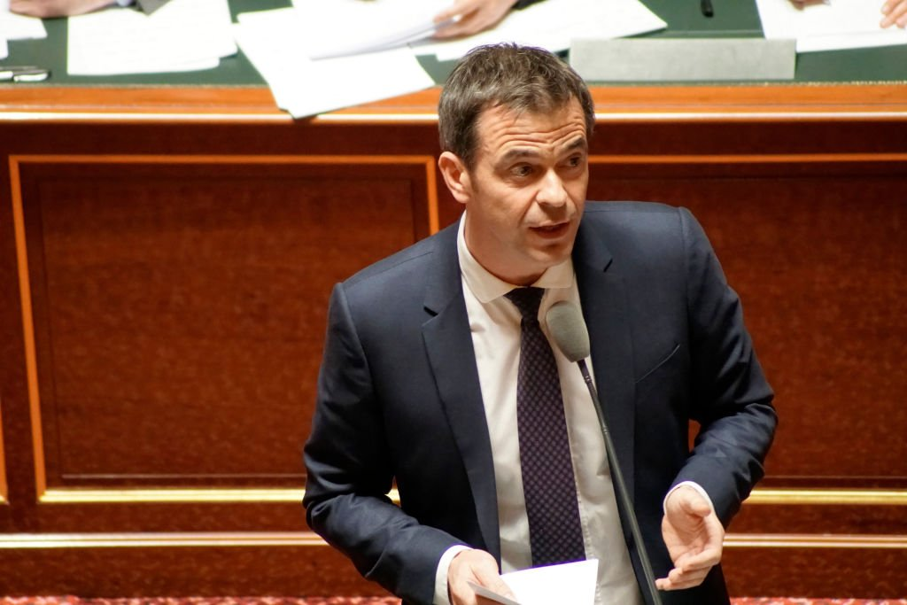 Le ministre de la Santé, Olivier Véran. | Photo : Getty Images