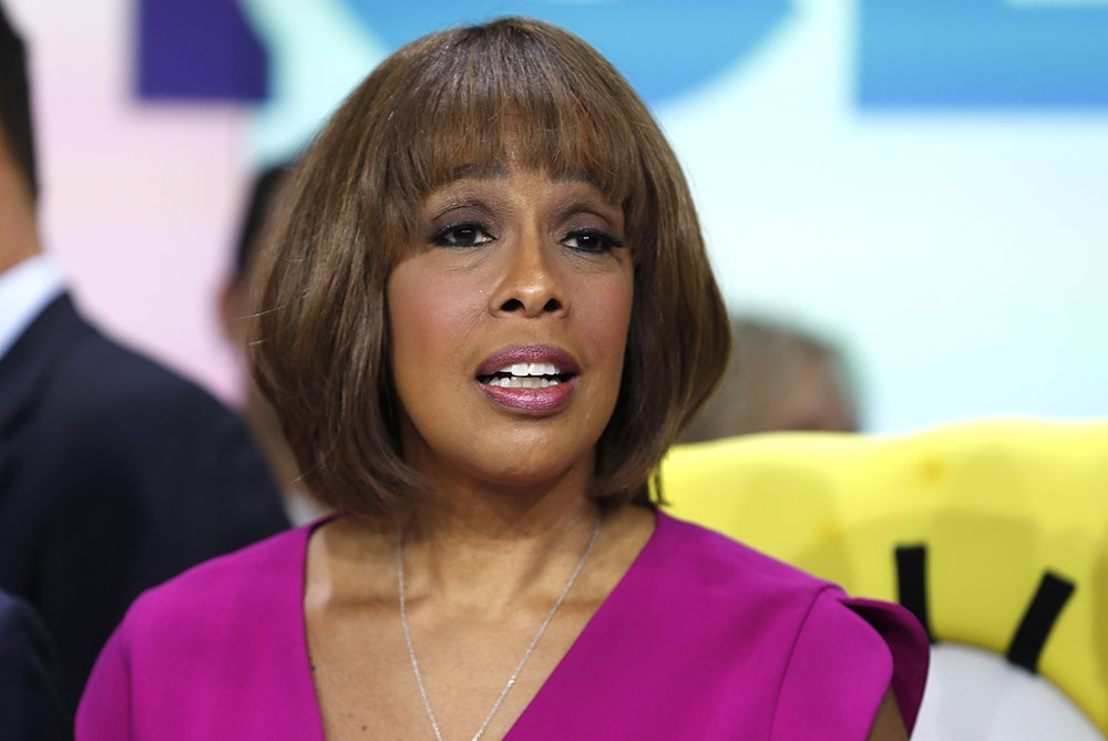 Gayle King at Viacom CBS's opening bell ceremony at NASDAQ in December 2019 in New York City. I Photo: Getty Images.