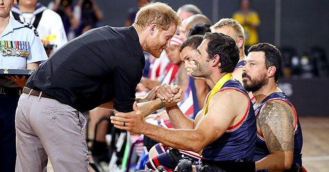 Prince Harry Expresses His Excitement as He Announces a New Date for the Invictus Games