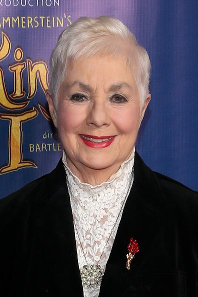 Shirley Jones on December 15, 2016 in Hollywood, California | Source: Getty Images/Global Images Ukraine