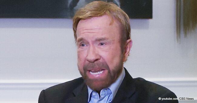 """Chuck Norris a renoncé à sa carrière de cinéaste pour s'occuper de sa femme prétendument """"empoisonnée"""" par l'IRM"""