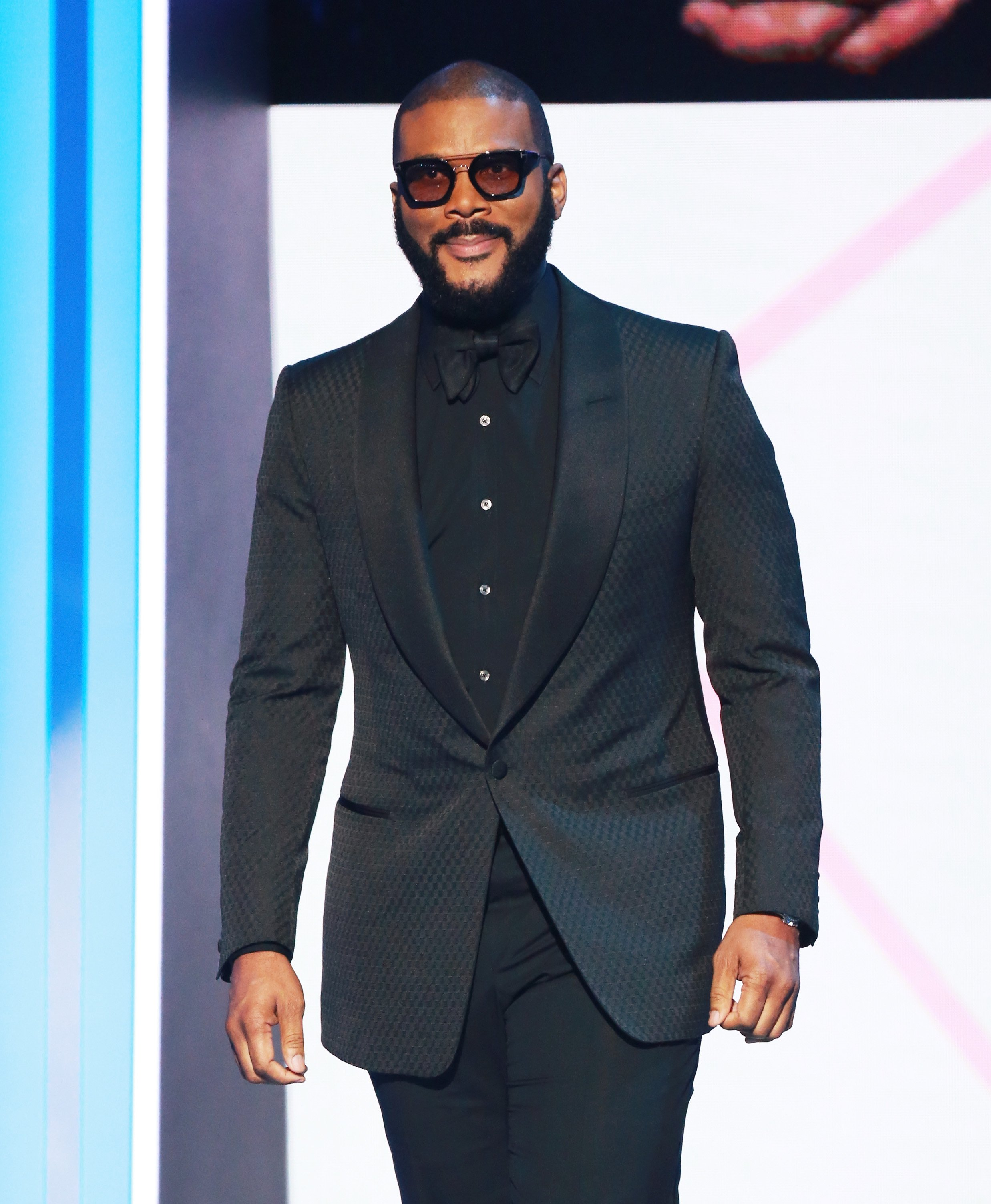 Tyler Perry speaks onstage at the 2018 BET Awards on June 24, 2018 in Los Angeles, California | Photo: Getty Images
