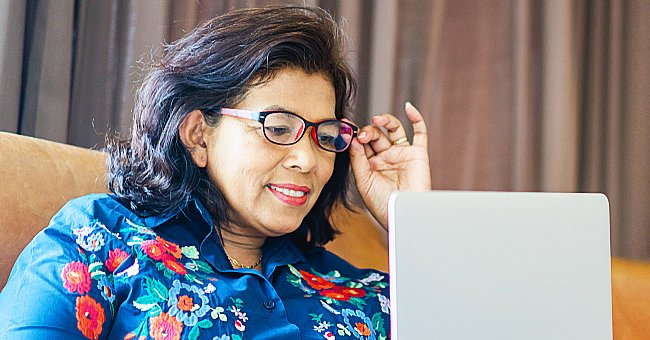 60-Year-Old Lady Finds Love after Failed Cyberdating – Story of the Day