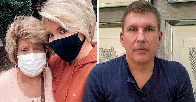 Nanny Faye, 76, Votes for the First Time — See Todd & Savannah Chrisley's Celebratory Messages