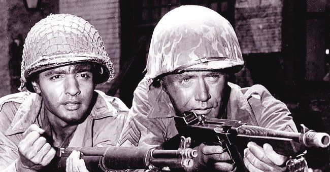 Vic Morrow Who Played Chip Saunders in 'Combat!' Died in a Tragic Accident While Filming 'Twilight Zone: The Movie'