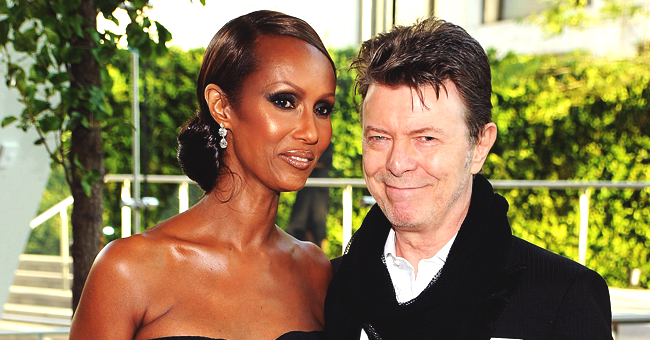 Iman and David Bowie's Love Story through the Years