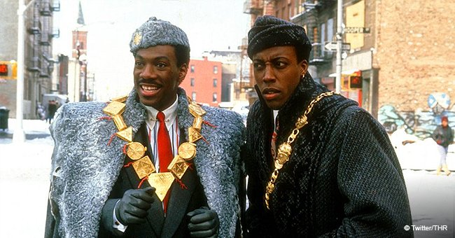 Do you remember Eddie Murphy in 'Coming to America'? He'll play Zamunda royalty again in new sequel
