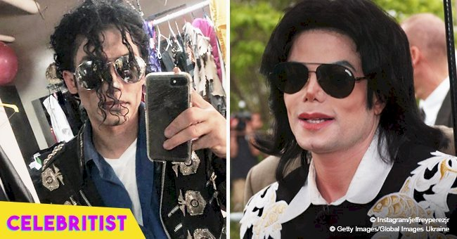 This man looks like and sounds just like Michael Jackson in viral video
