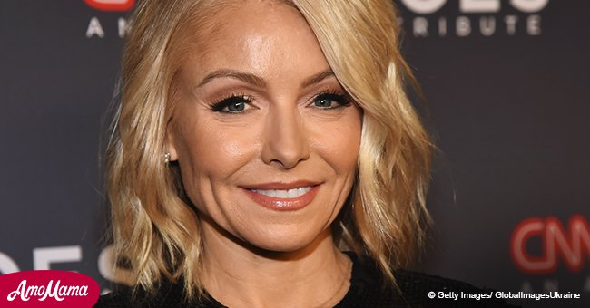 Kelly Ripa's throwback pic with her handsome hubby draws comparison to young Michelle Pfeiffer
