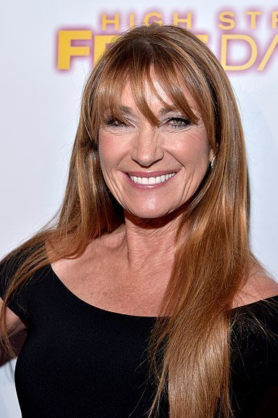 Jane Seymour à Hollywood, Californie. | Photo : Wikimedia Commons