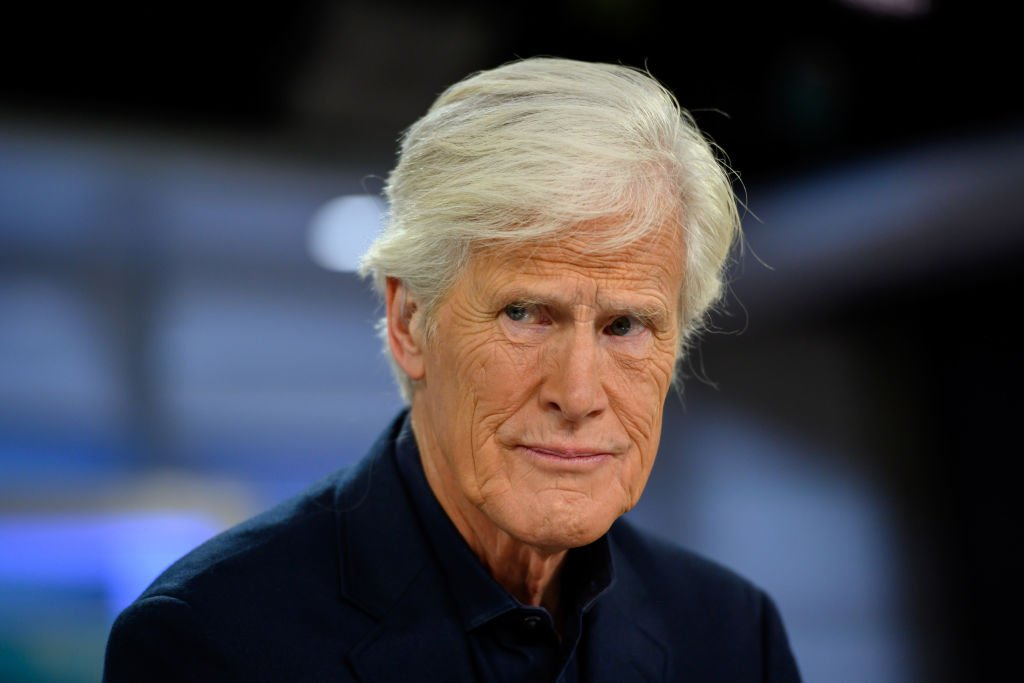 Keith Morrison at Today - Season 68 on Wednesday, September 18, 2019 | Photo: Getty Images