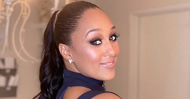 'The Real' Co-Host Tamera Mowry Shares New Pics of Husband Adam Housley, Son Aden & Daughter Ariah